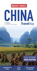 Insight Travel Map: China - Insight Travel Maps